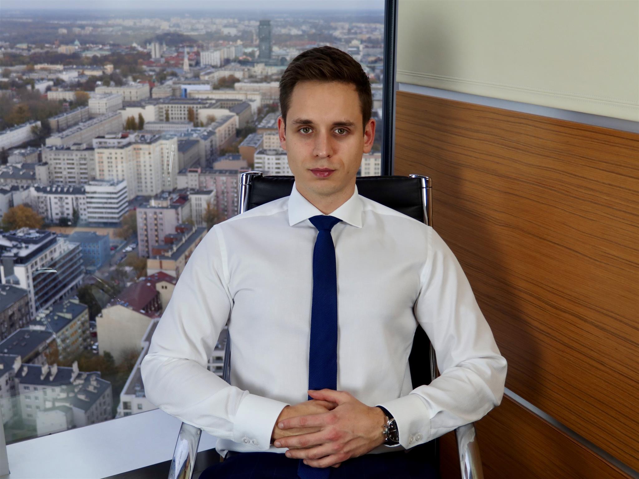Zbigniew Grutkowski dyrektor ds. rozwoju TeleTrade Polska